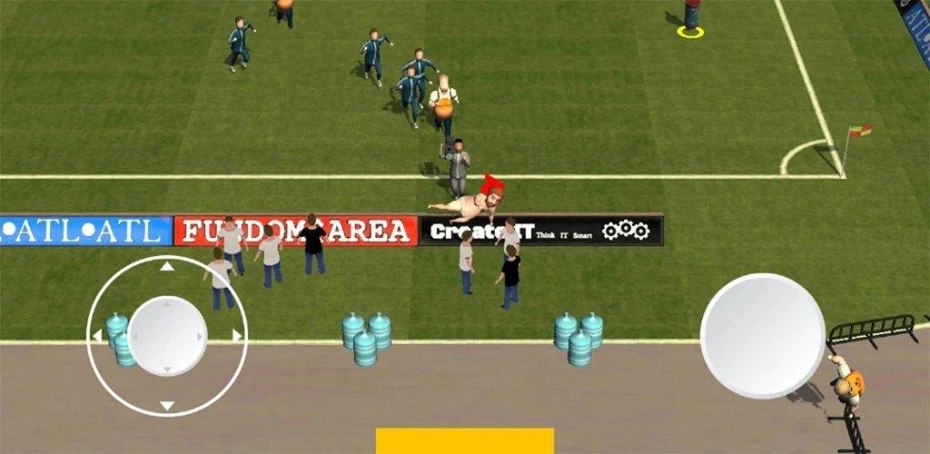 胖足球跑截图