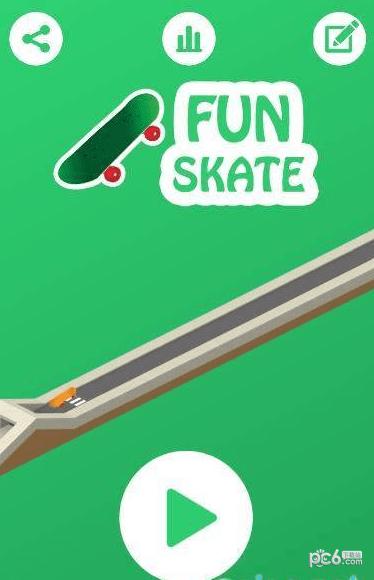 趣味滑板截图