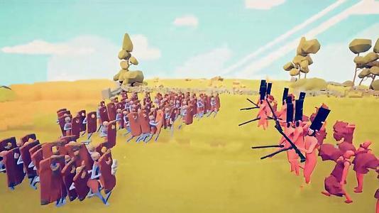 战争模拟游戏