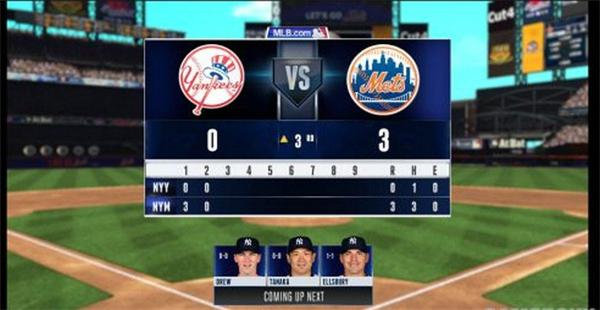棒球击物截图