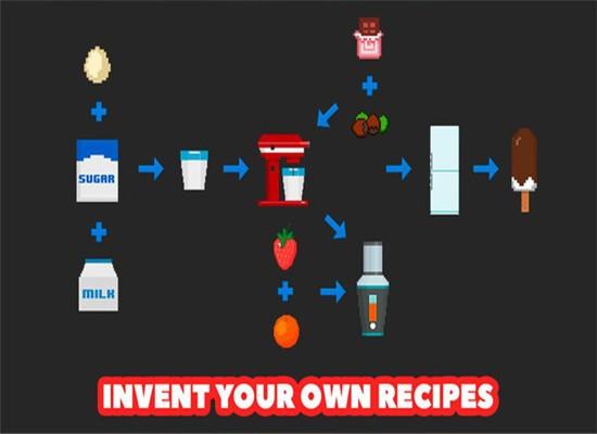 冰淇淋制造厨师截图