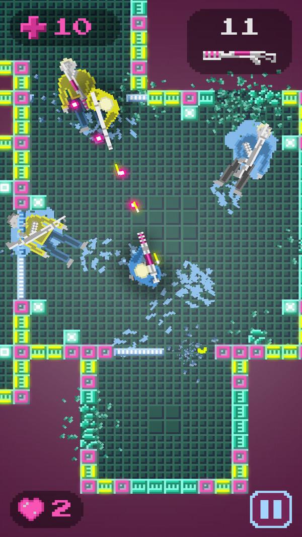 像素枪战游戏截图