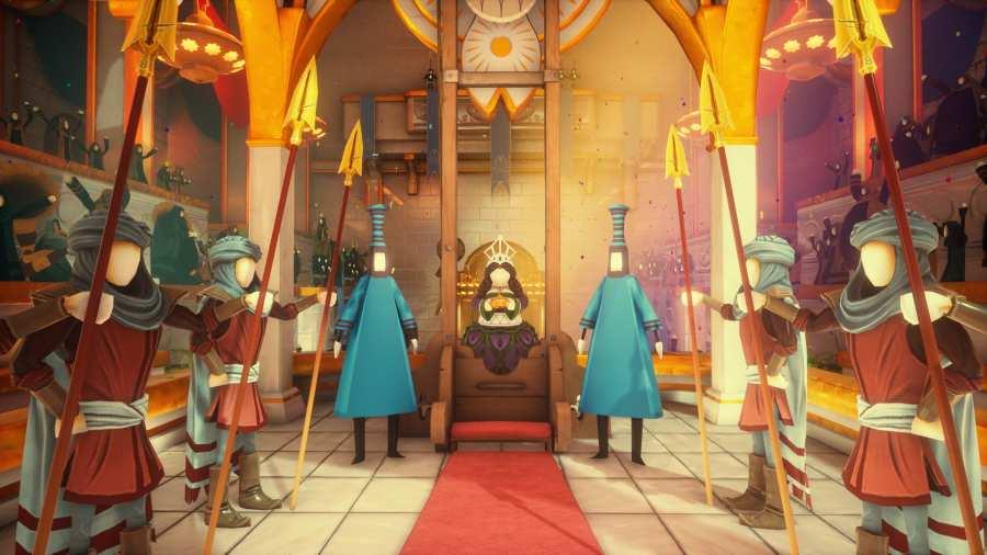 御剑灵域游戏截图