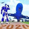 机器人飞机模拟器