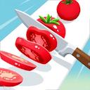 狂乱切水果