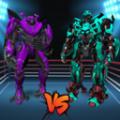 机器人连环拳击