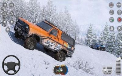 大型雪地卡车截图