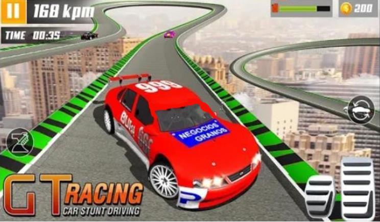 极端赛车高速行驶截图
