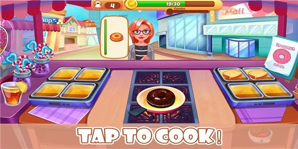 烹饪也疯狂截图