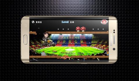 终极点球大赛中文版截图