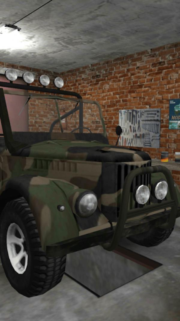 越野车修理工场安卓版截图