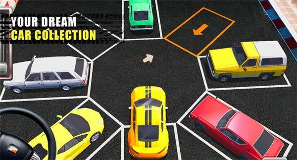 城市汽车飙车安卓版截图