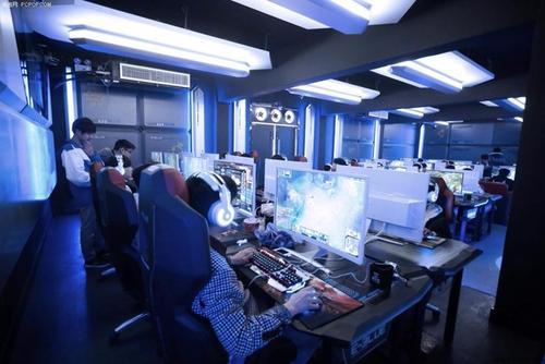 电竞服务软件