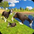 山羊家庭模拟器游戏