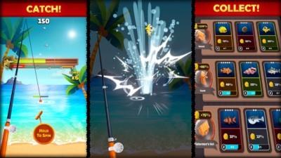 海上孤岛游戏截图