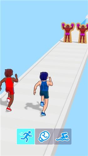 运动员变形记最新版截图