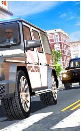 3D乡村飙车赛截图