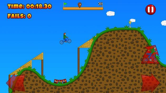 特技自行车比赛截图