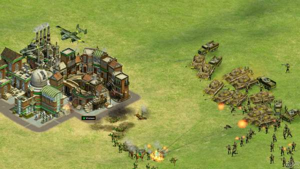 军事策略游戏