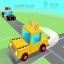 出租车与警察