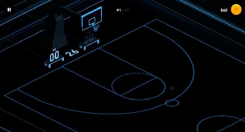 口袋篮球联盟ol无限金币版截图