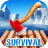 木筏探险海上生存