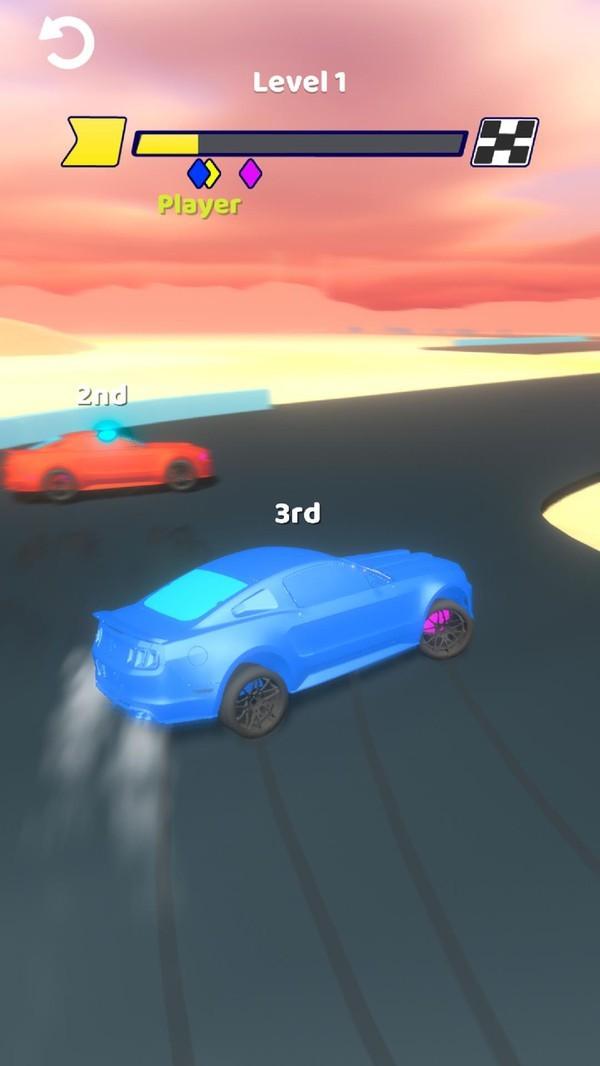 竞速漂移赛车截图
