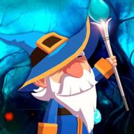 大帽子魔术师