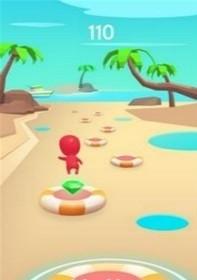 人类海滩奔跑截图