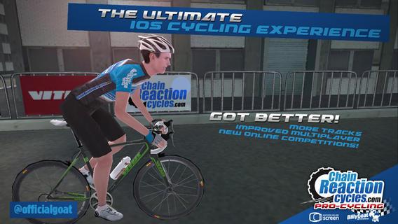 波莉骑自行车完整版截图