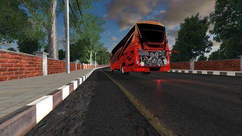 遨游中国亚洲巴士模拟驾驶截图