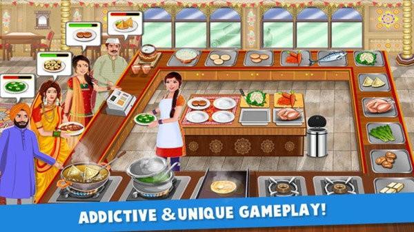 印度烹饪餐厅截图