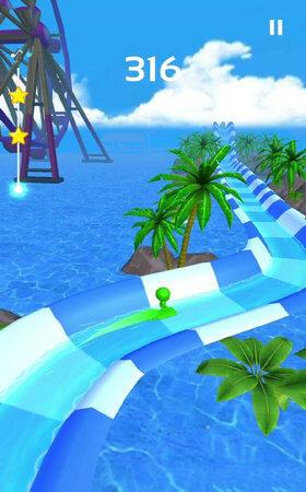 急速滑行3D安卓版截图
