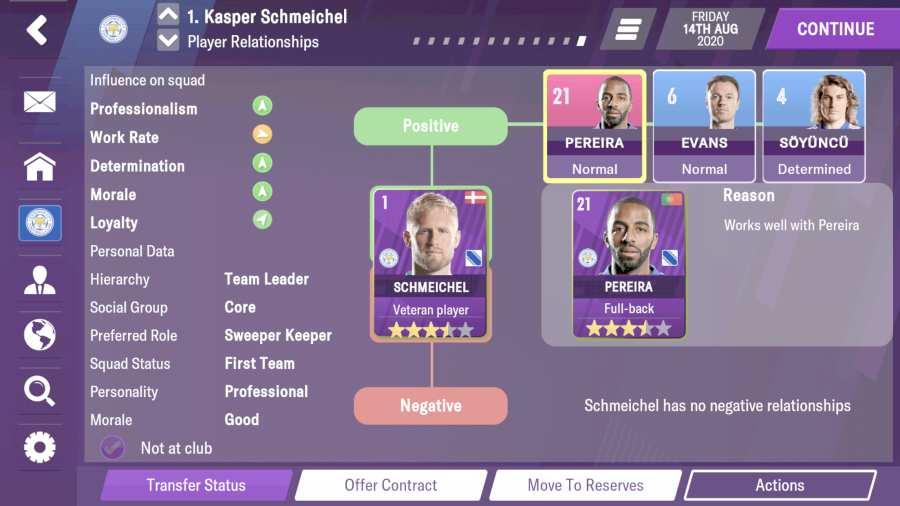 足球经理2021正版截图