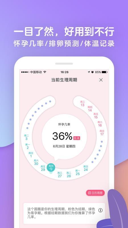 宝宝树孕育app截图
