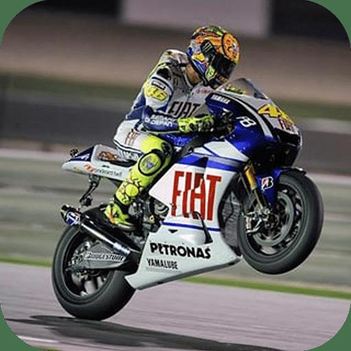 高山摩托骑手