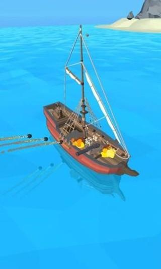 海盗袭击截图