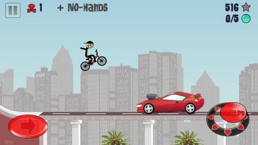 自行车障碍赛破解版截图