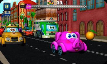 怪物大卡车竞速截图