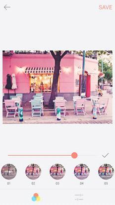 Palette Paris安卓版官方下载截图