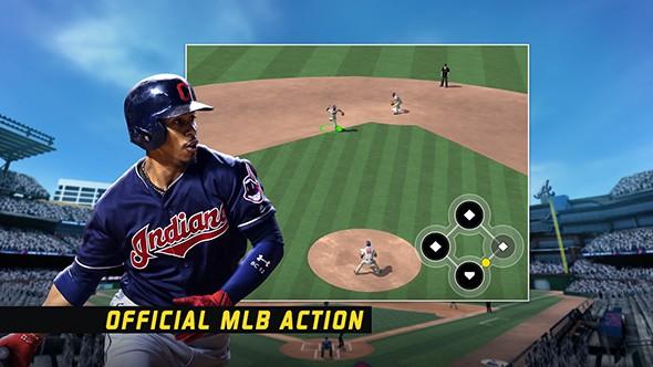 实况力量职业棒球截图