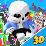 传说之下跑酷3D