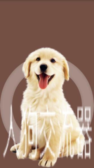 人狗交流器截图
