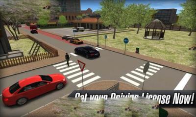 速降自行车3D模拟器截图