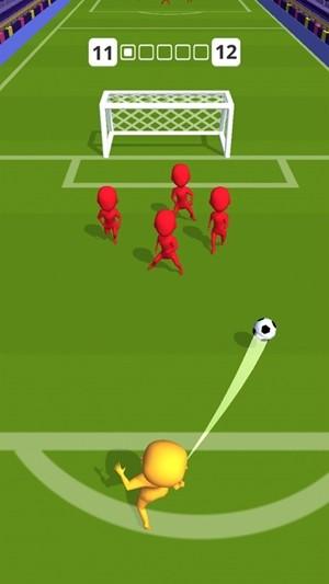 足球王者修改版截图
