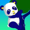 熊猫登山者