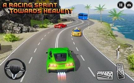 高速公路竞速赛车截图