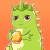 恐龍有錢旅行世界