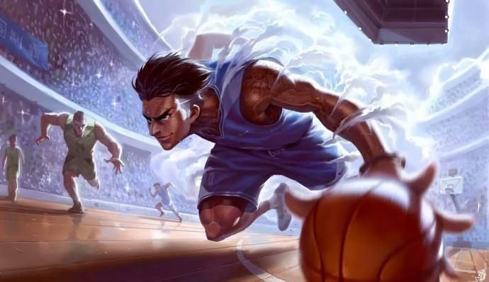 好玩真实的篮球游戏
