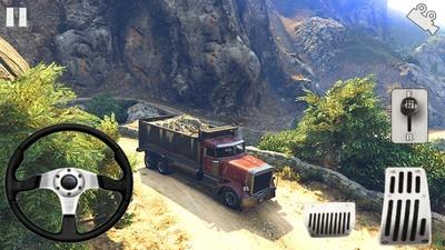登山卡车司机手游截图
